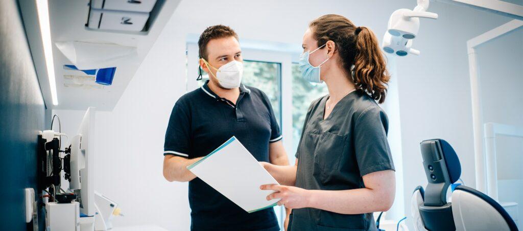 Vom Zahnarzt zur Führungskraft