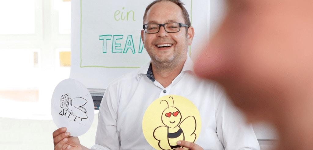 Fit für erste Führungsaufgaben in der Zahnarztpraxis | KlapdorKollegen Academy